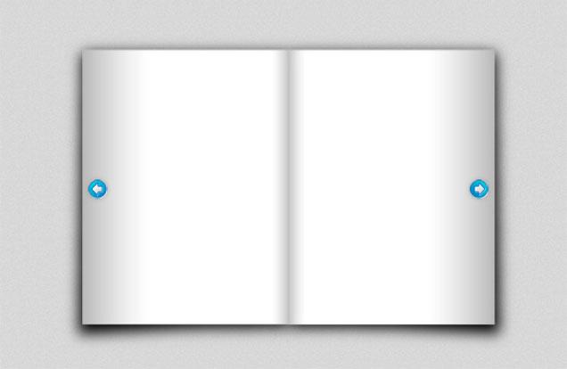 Рисунки раскрытой книги